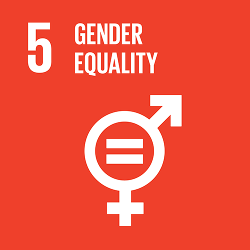 5. Achieve gender equality and empower all women and girls